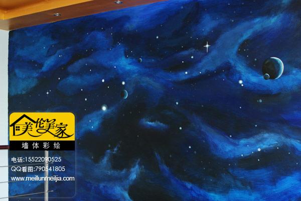 宇宙_生命_政治_宗教天津墙绘天津墙体彩绘天津手绘墙画墙绘素材墙画