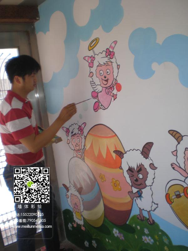 主题天津墙绘天津墙体彩绘天津手绘墙画墙绘素材墙画价格室内墙面装饰