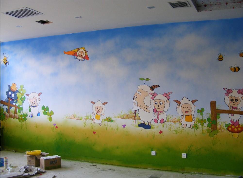 墙绘图片国外创意墙绘图案室内墙绘创意墙绘图案素材墙绘图案素材