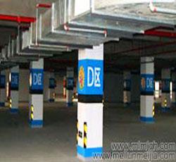 天津塘沽方特欢乐世界彩绘公司停车场工程墙绘价格地库壁画、车库墙绘报价、创意停车场彩绘公司停车场墙绘文->
