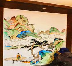 天津墙体彩绘和平区小龙坎火锅天津墙绘价格饭店墙体彩绘,酒店墙体主题绘画,火锅店手绘天津手绘墙公司报价-新闻中心->