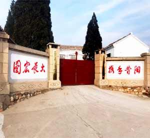 """天津墙绘中的文化墙彩绘从""""扎眼""""到养眼的公司墙绘,乡村文化墙彩绘->"""